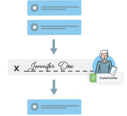 Create web-based electronic process flows with ease. Setting up new workflow processes from scratch using the easy drag-and-drop designer interface could not be easier.