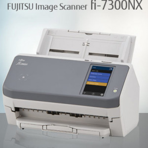 Fujitsu fi-7300NX document scanner by P3iD Technologies