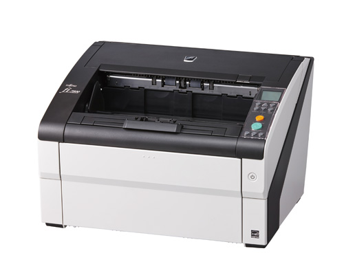 Fujitsu-fi-7800 Production Document Scanner by P3iD Technologies, Inc.