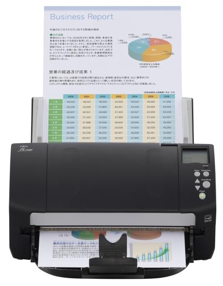 Fujitsu fi-7180 Document Scanner