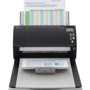 Fujitsu fi-7280 ADF and Flatbed Document Scanner